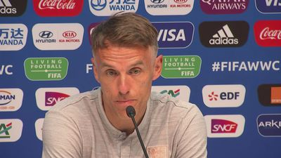 Neville on injury doubts for World Cup quarter-final
