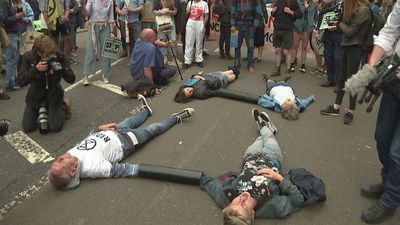 Extinction Rebellion launches 'summer uprising' protests