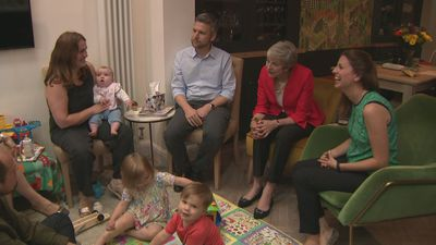 Theresa May launches consultation on parental leave