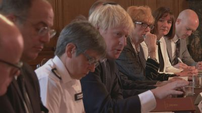 PM meets with criminal justice leaders at 10 Downing Street