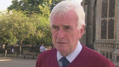 "McDonnell: Labour government would end ""Brexit crisis"""