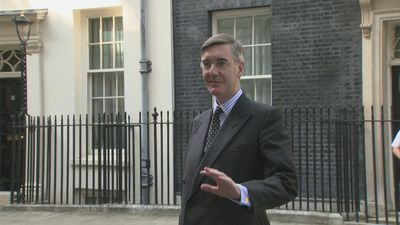Jacob Rees-Mogg insists the PM is doing a 'brilliant job'
