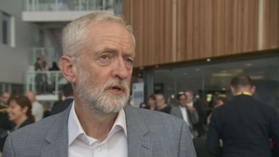 Corbyn: I disagree with Tom Watson over referendum timetable