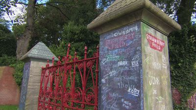 Strawberry Fields: Beatles site opens to public