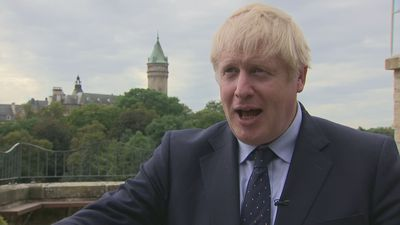 Boris Johnson explains why he cancelled press conference