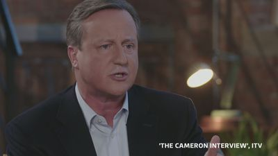 Cameron: Boris chose career over beliefs to back Brexit