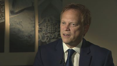 Shapps: It's surprising John Major appealing prorogation