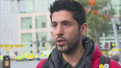 Manchester Arndale attack: Eyewitness describes what he saw