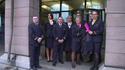 Ex-Thomas Cook staff anger at company's committee session
