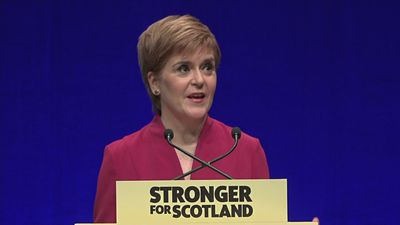 Sturgeon: Independence referendum 'must happen next year'