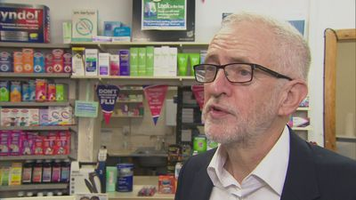 Corbyn: 'I'm deeply concerned about ongoing negotiations'