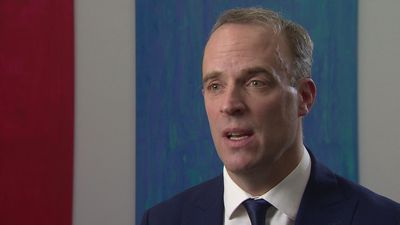 Raab: Police responsible for delay in telling Dunn family