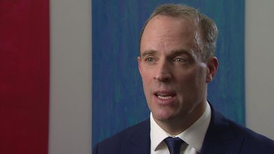 "Dominic Raab: Brexit deal is ""Win, win win"""