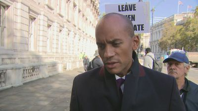 Chuka Umunna urges MPs to vote against deal