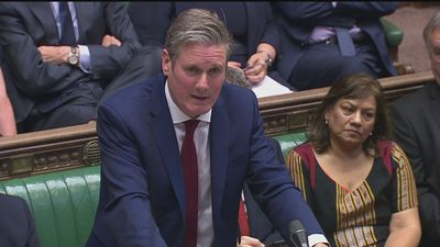 Starmer: 'This is a trap door to no-deal'