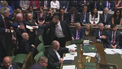 MPs back Letwin amendment