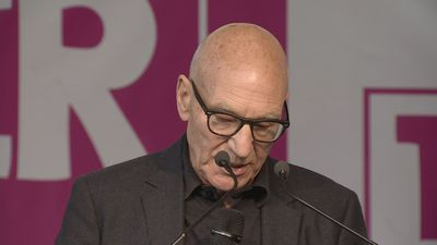 Patrick Stewart slams Brexit lies at People's Vote rally