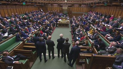 PM urges MPs to back his deal to avoid no-deal Brexit