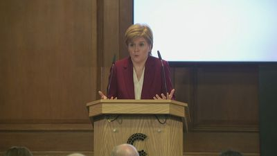 Sturgeon would be 'very happy' for pre-Christmas election