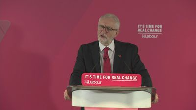 Corbyn denounces 'shouting matches in Parliament'