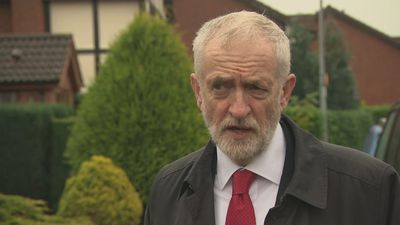 Jeremy Corbyn questions Alun Cairns' election candidacy