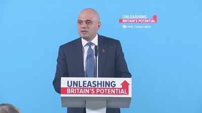 "Sajid Javid: General election will end ""political paralysis"""
