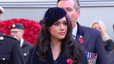 Duke and Duchess of Sussex visit Westminster Abbey