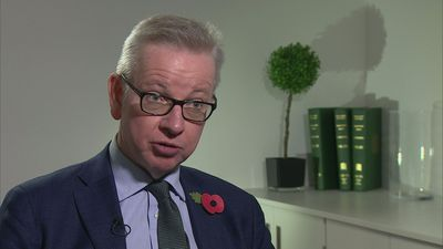 Gove: 'SNP have dropped a bombshell on the election'