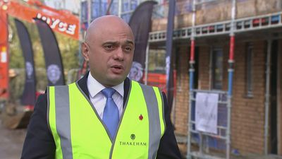 Javid: Real risk to growth in UK economy is Corbyn's Labour
