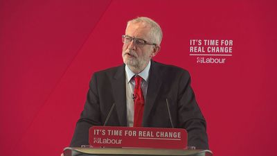 Corbyn: Government's response to flooding is woeful