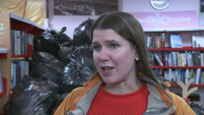 Swinson: Government not taking flooding seriously enough