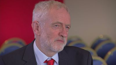 Corbyn pays tribute to 'passionate' and 'brilliant' Frank Do
