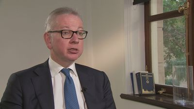 Gove: Gauke is 'wrong' on Government's Brexit position