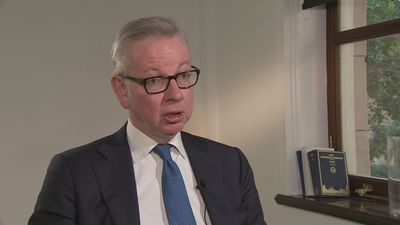 Gove: 'Anti-Semitism permeates Labour from top to bottom'