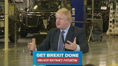 Boris Johnson: Labour's Brexit stance 'mind-boggling'