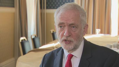 Corbyn: Not Labour's priority to have IndyRef2