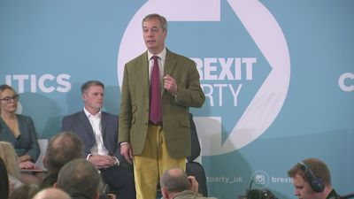 Farage: I detest Johnson's Brexit deal