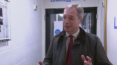 Farage claims Tories are threatening Brexit party candidates