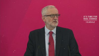 Corbyn: 'Our manifesto is going to knock your socks off'
