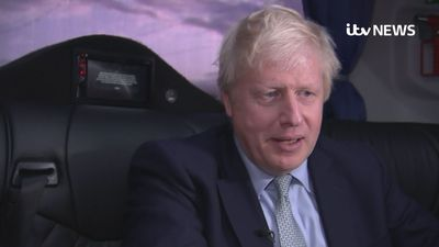 Boris Johnson on the election and his hopes for Brexit