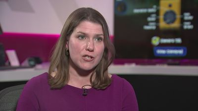 Swinson: ITV debate is an 'establishment stitch up'