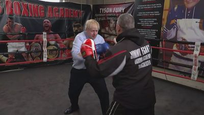 PM hopes to land a knockout blow in ITV's TV debate