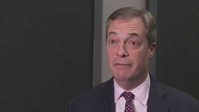 Nigel Farage slams Boris Johnson after election debate