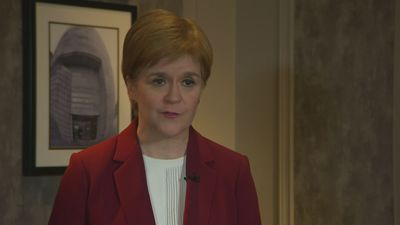 Sturgeon reacts to election debate