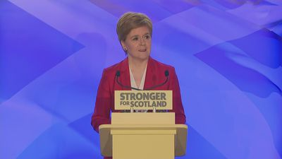 Sturgeon criticises lack of Scottish voice in ITV debate