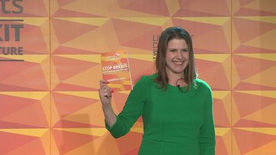 Swinson launches Lib Dem's 2019 manifesto