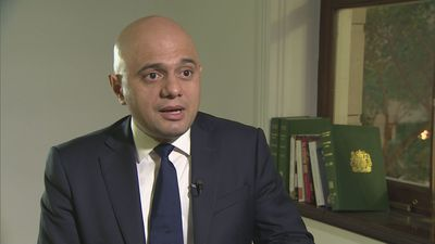 Sajid Javid: Labour 'living in a fantasy world' on housing