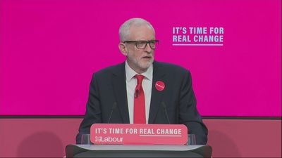 Corbyn: PM has been 'found out' on US trade deal NHS talks