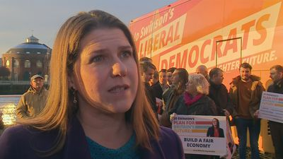 Swinson: We're giving people a very clear choice on Brexit