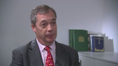Nigel Farage will keep campaigning after Brexit